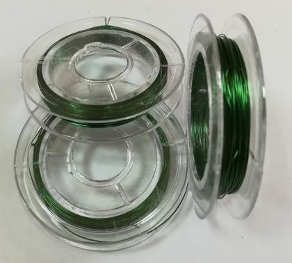 Дротик зелений на котушці ДРМ-1