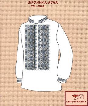 Заготовка  для сорочки СЧ-088 Квітуча країна