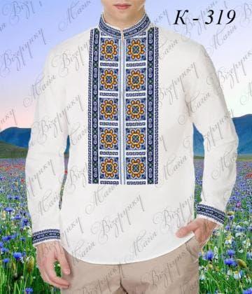 Заготовка для сорочки К-319 Магія Візерунку