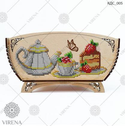 Кошик для смаколиків КДС-005 VIRENA