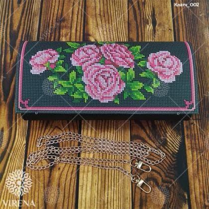 Клатч для вишивки бісером Клатч-002 VIRENA