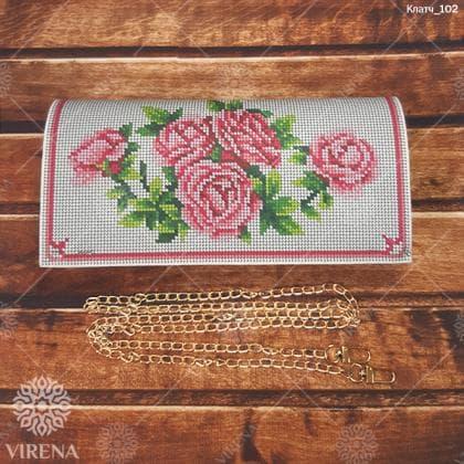 Клатч для вишивки бісером Клатч-102 VIRENA