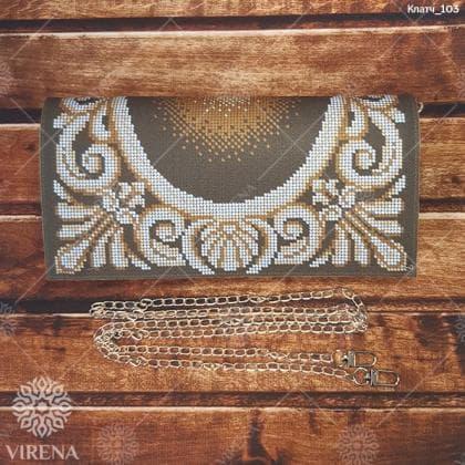 Клатч для вишивки бісером Клатч-103 VIRENA