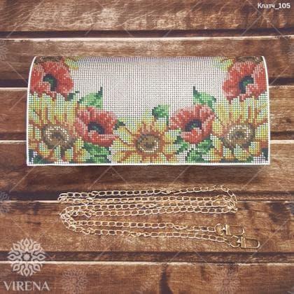 Клатч для вишивки бісером Клатч-105 VIRENA