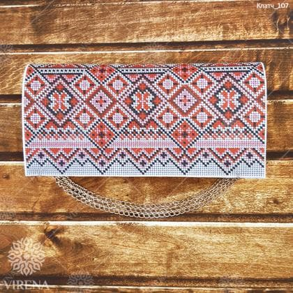 Клатч для вишивки бісером Клатч-107 VIRENA