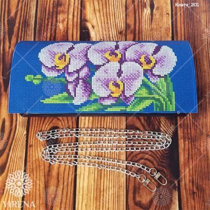Клатч для вишивки бісером Клатч-201 VIRENA