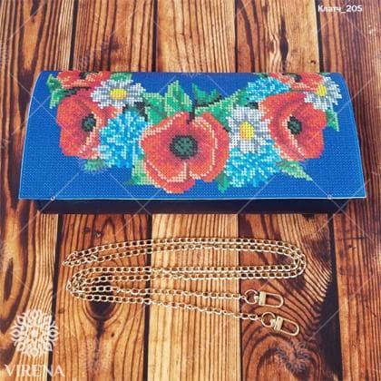 Клатч для вишивки бісером Клатч-205 VIRENA