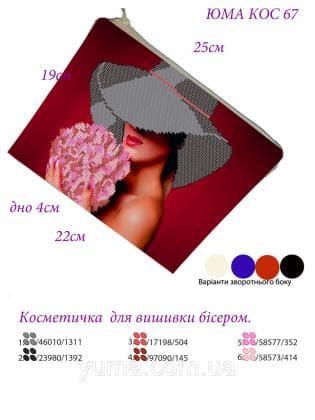 Косметичка КОС-67 ЮМА