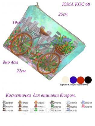 Косметичка КОС-68 ЮМА