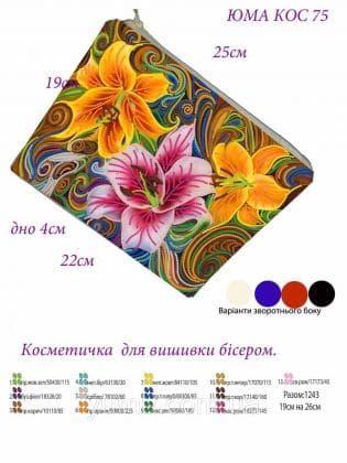Косметичка КОС-75 ЮМА