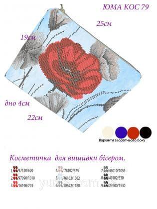 Косметичка КОС-79 ЮМА