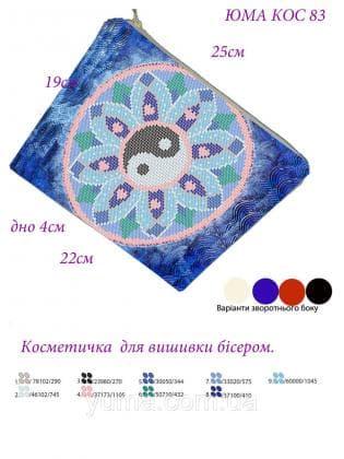 Косметичка КОС-83 ЮМА
