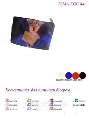 Косметичка КОС-84 ЮМА