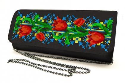 Клатч для вишивки бісером КЖ-001 Вишиванка