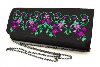 Клатч для вишивки бісером КЖ-002 Вишиванка