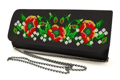 Клатч для вишивки бісером КЖ-003 Вишиванка