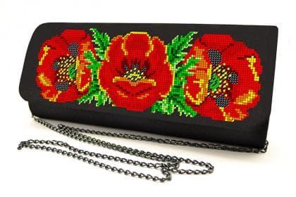 Клатч для вишивки бісером КЖ-009 Вишиванка