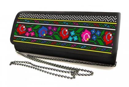Клатч для вишивки бісером КЖ-013 Вишиванка