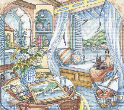 Сидіння біля вікна L8006 Letistitch