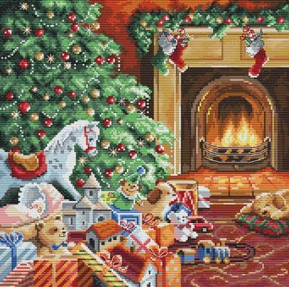 Затишне Різдво L8009 Letistitch