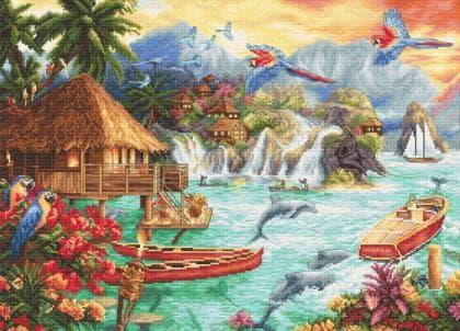 Острівне життя LETI 925 Letistitch