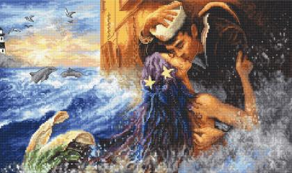 Поцілунок русалки LETI 940 Letistitch