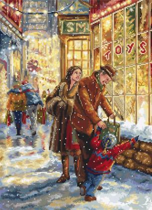 Очікування Різдва LETI 943 Letistitch