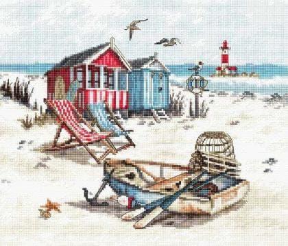 Пляж LETI 972 Letistitch