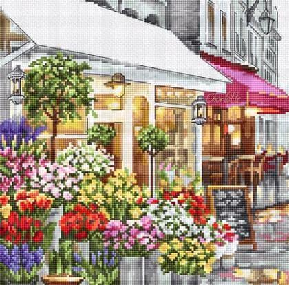 Квітковий магазин LETI 986 Letistitch