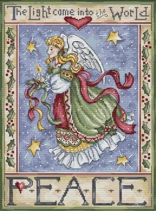 Ангел миру LETI 991 Letistitch