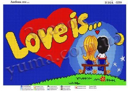 Любов це