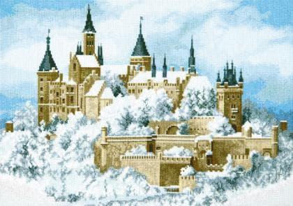 Замок в хмарах
