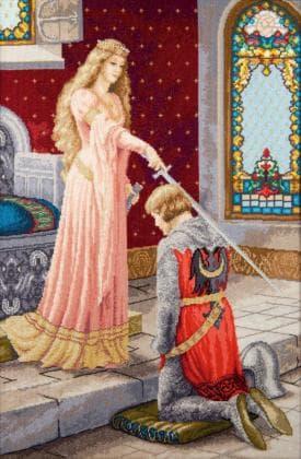 Посвячення в лицарі М-487 Чарівна Мить