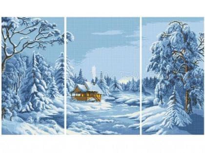 Голуба зима