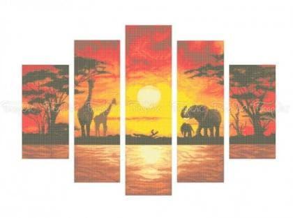 Поліптіх Африка