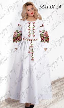 Заготовка плаття Плаття Магія-24 Магія Візерунку