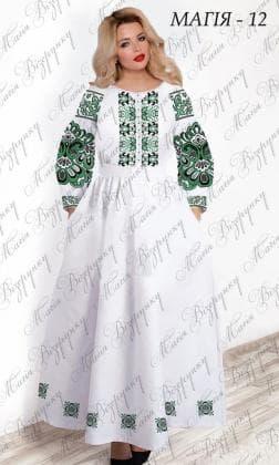 Заготовка плаття Плаття Магія-12 Магія Візерунку