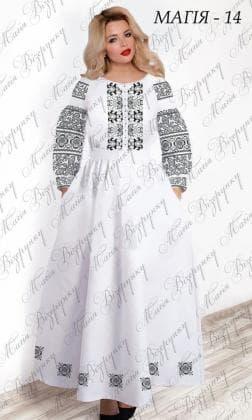 Заготовка плаття Плаття Магія-14 Магія Візерунку