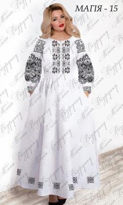 Заготовка плаття Плаття Магія-15 Магія Візерунку