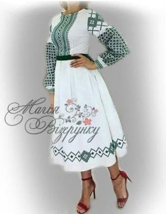 Заготовка плаття Плаття Магія-4 Магія Візерунку