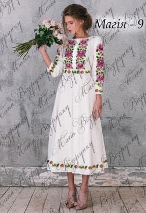 Заготовка плаття Плаття Магія-9 Магія Візерунку