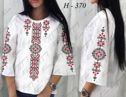 Заготовка  блузки Н-370 Магія Візерунку