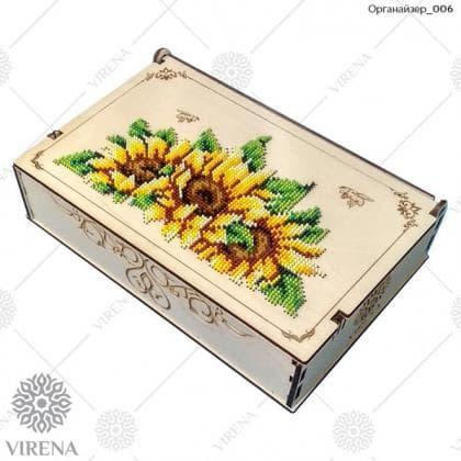 Органайзер дерев'яний
