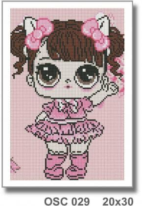 Лялька LOL OSC 029 Твоє хоббі