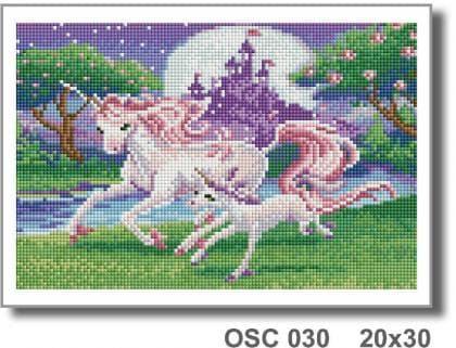 Чарівні єдинороги OSC 030 Твоє хоббі