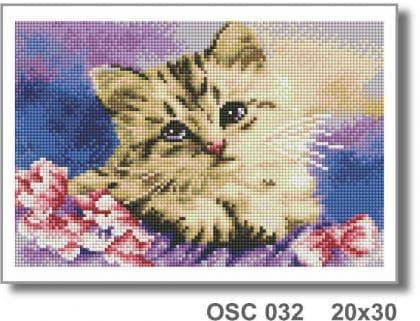 Кошеня OSC 032 Твоє хоббі