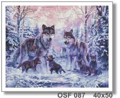 Сімя вовків OSF 087 Твоє хоббі