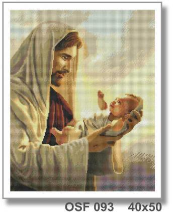 Ісус з дитям OSF 093 Твоє хоббі