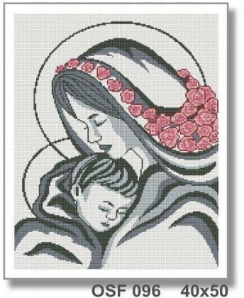 Мадонна з дитиною OSF 096 Твоє хоббі