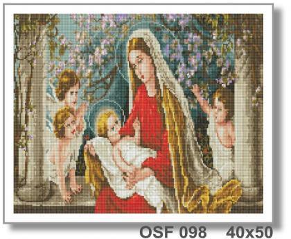Мадонна в яблуневому саду OSF 098 Твоє хоббі